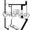 Продается квартира 1-ком 58 м² проспект Строителей 1, метро Улица Дыбенко
