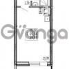 Продается квартира 1-ком 26.87 м² улица Шувалова 1, метро Девяткино
