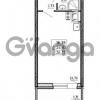 Продается квартира 1-ком 26.13 м² улица Шувалова 1, метро Девяткино