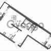Продается квартира 2-ком 61.96 м² улица Шувалова 1, метро Девяткино