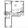 Продается квартира 2-ком 75.1 м² улица Шувалова 1, метро Девяткино