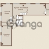 Продается квартира 2-ком 73 м² площадь Европы 1, метро Приморская