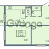 Продается квартира 2-ком 54 м² Школьная 6, метро Проспект Просвещения