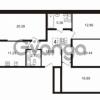 Продается квартира 4-ком 97 м² Венская улица 4к 2, метро Улица Дыбенко