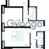Продается квартира 3-ком 96.2 м² Бестужевская улица 54, метро Ладожская