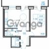 Продается квартира 1-ком 42.9 м² Бестужевская улица 54, метро Ладожская