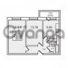 Продается квартира 2-ком 56.35 м² Дачный проспект 21к 2, метро Проспект Ветеранов