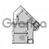 Продается квартира 2-ком 59.1 м² Дачный проспект 21к 2, метро Проспект Ветеранов