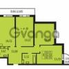 Продается квартира 3-ком 95 м² Балтийский бульвар 1, метро Проспект Ветеранов
