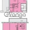 Продается квартира 4-ком 126 м² Ленинградское шоссе 11, метро Проспект Ветеранов