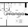Продается квартира 1-ком 43 м² Ушаковская набережная 3, метро Черная речка