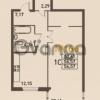 Продается квартира 1-ком 56 м² проспект Энгельса 2, метро Черная Речка