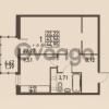 Продается квартира 1-ком 44 м² проспект Энгельса 2, метро Черная Речка
