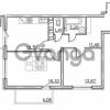 Продается квартира 2-ком 57 м² Комендантский проспект 53к 1, метро Комендантский проспект