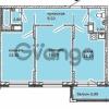 Продается квартира 2-ком 58 м² Московский проспект 115, метро Московские ворота