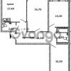 Продается квартира 3-ком 89 м² Московский проспект 115, метро Московские ворота