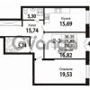 Продается квартира 2-ком 76 м² Кирочная улица 57, метро Чернышевская