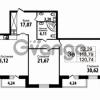 Продается квартира 2-ком 113 м² Кирочная улица 57, метро Чернышевская