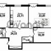 Продается квартира 3-ком 130 м² Кирочная улица 57, метро Чернышевская