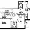 Продается квартира 3-ком 125 м² Кирочная улица 57, метро Чернышевская