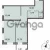 Продается квартира 2-ком 68 м² Новоорловская улица 101, метро Озерки