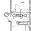 Продается квартира 1-ком 34.5 м² проспект Строителей 7, метро Улица Дыбенко