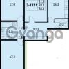 Продается квартира 3-ком 87 м² улица Адмирала Коновалова 2, метро Автово