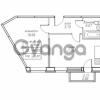 Продается квартира 1-ком 46.87 м² Юнтоловский проспект 53к 4, метро Старая деревня