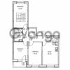 Продается квартира 3-ком 76.44 м² Юнтоловский проспект 53к 4, метро Старая деревня
