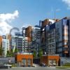 Продается квартира 1-ком 41 м² улица Адмирала Трибуца 5, метро Автово