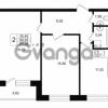 Продается квартира 2-ком 62 м² Ропшинское шоссе 1, метро Проспект Ветеранов