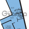 Продается квартира 2-ком 74.04 м² Балтийский бульвар 1, метро Проспект Ветеранов