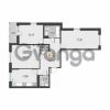 Продается квартира 3-ком 82.14 м² Немецкая улица 1, метро Улица Дыбенко