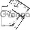 Продается квартира 1-ком 39.97 м² улица Шувалова 1, метро Девяткино