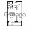 Продается квартира 1-ком 36.5 м² шоссе в Лаврики 83, метро Девяткино