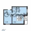 Продается квартира 2-ком 50.4 м² проспект Маршака 1, метро Гражданский проспект