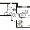 Продается квартира 2-ком 59 м² проспект Строителей 2, метро Улица Дыбенко