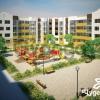 Продается квартира 1-ком 28.3 м² Колтушское шоссе 66, метро Ладожская