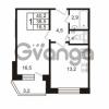 Продается квартира 1-ком 40.2 м² Колтушское шоссе 66, метро Ладожская
