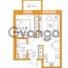 Продается квартира 1-ком 40 м² Комендантский проспект 58к 5, метро Комендантский проспект