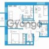 Продается квартира 2-ком 55 м² Комендантский проспект 58к 1, метро Комендантский проспект