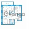 Продается квартира 2-ком 54 м² Комендантский проспект 58к 1, метро Комендантский проспект