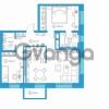 Продается квартира 2-ком 69.7 м² Комендантский проспект 58к 1, метро Комендантский проспект