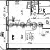 Продается квартира 1-ком 39.3 м² улица Бабушкина 82к 1, метро Пролетарская