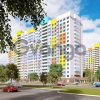 Продается квартира 1-ком 33 м² улица Шувалова 1, метро Девяткино