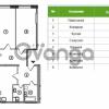 Продается квартира 3-ком 104 м² Рыбацкий проспект 18к А, метро Рыбацкое