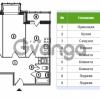 Продается квартира 3-ком 88 м² Рыбацкий проспект 18к А, метро Рыбацкое