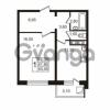 Продается квартира 2-ком 43.45 м² Привокзальная улица 1, метро Купчино
