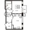 Продается квартира 1-ком 51.4 м² Приморский проспект 44, метро Старая деревня