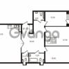 Продается квартира 4-ком 131.1 м² Приморский проспект 44, метро Старая деревня
